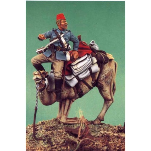 CAMEL CORPS 1885