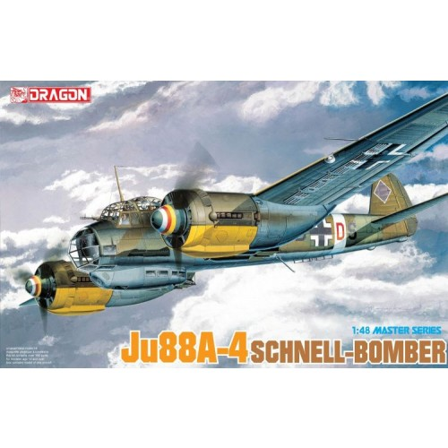 JUNKERS JU-88 A-4 SCHNELL-BOMBER